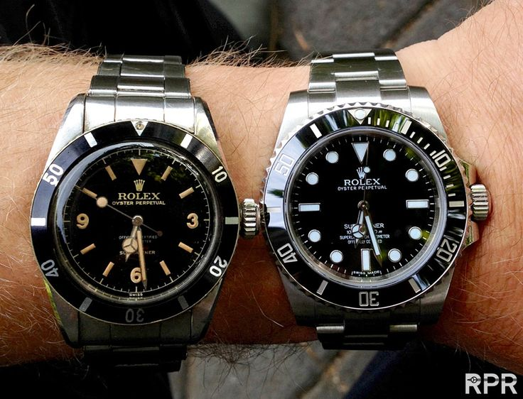 007 Rolex Sub + new