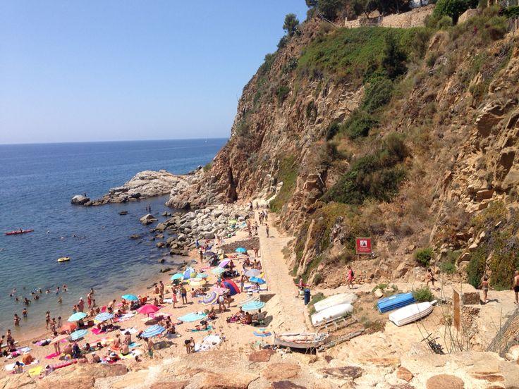 Tossa de Mar Costa Brava  Espana