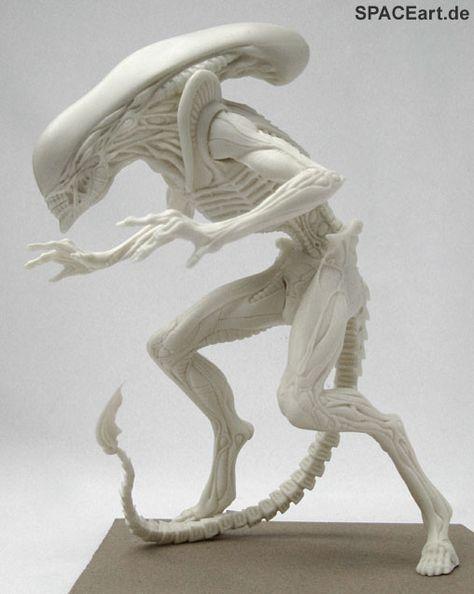 Alien 3: Alien Warrior - Attack Pose, Modell-Bausatz ... https://spaceart.de/produkte/al074.php