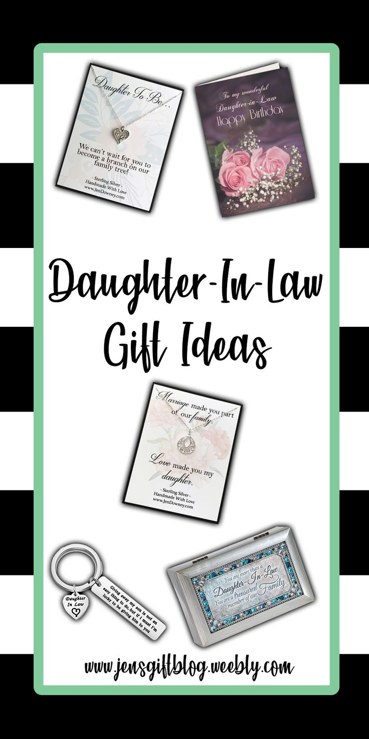 Daughter in law gift ideas in 2020 daughter in law gifts