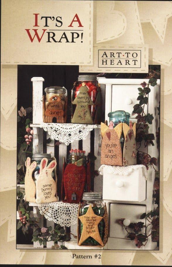 art to heart its a wrap - Marita patch - Álbumes web de Picasa