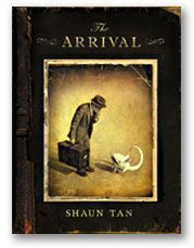 Shaun Tan: The Arrival is a migrant story told as a series of wordless images that might seem to come from a long forgotten time. A completely graphic text which makes excellent use of imagery, symbolism, empathy and perspective for Stage 3 students.