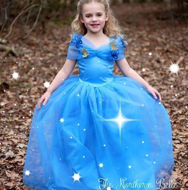 FREE Cinderella PDF sewing pattern!! Made for Mermaids