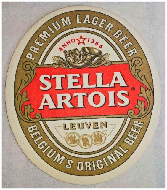 Sörcsap: Söralátét: Stella Artois