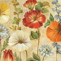 Resultado de imagen para laminas flores vintage para imprimir
