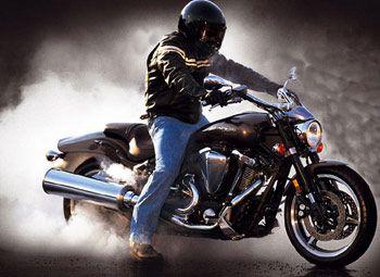 Still the bike I dream about, the Yamaha Warrior.