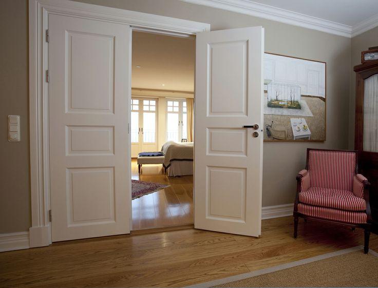 Spegeldörr - Specialtillverkade innerdörrar efter kundens önskemål.