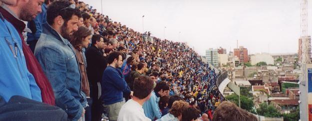 Boca Juniors Football Experience | The Travel Tart Blog