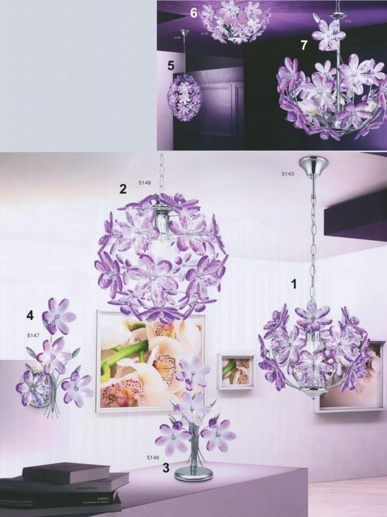 Svietidlá.com - Globo - Purple - Moderné svietidlá - svetlá, osvetlenie, lampy, žiarovky, lustre, LED