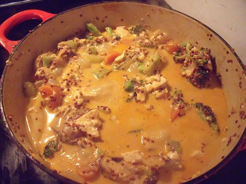 Thai Red Curry Quinoa: Flickr, Thai Quinoa, Quinoa Red, Thai Red Curry, Thai Curries, Yummy Food, Red Quinoa, Quinoa Curries, Thai Red Curries Quinoa