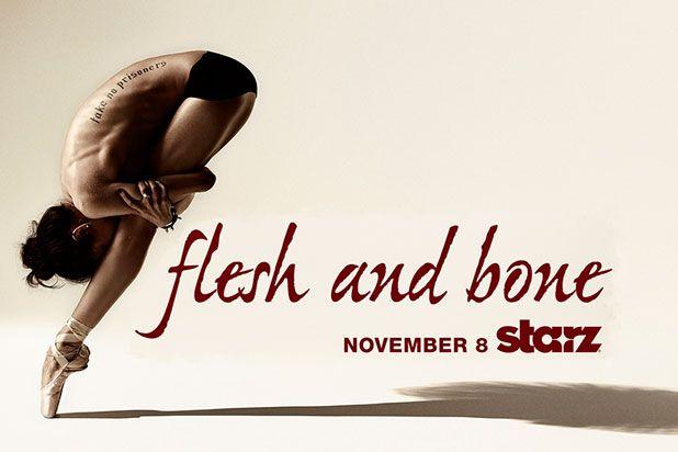 Flesh and Bone primo trailer della serie sul ballo di Starz in arrivo il prossimo 8 novembre