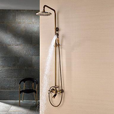 Duschblandare till badkar