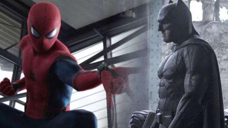 Spider-Man:Homecoming: Tom Holanda explica por qué el hombre araña puede batir a Batman