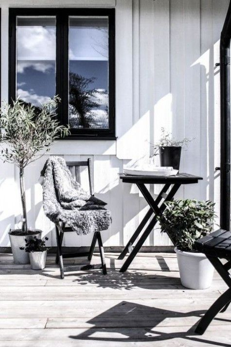 50 best Scandinavian Terrace Decor Ideas images on Pinterest ...