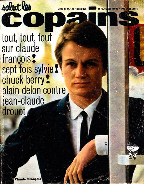 D'abord l'émission sur Europe 1 puis le magazine Salut Les Copains - n°33 - 04.1965