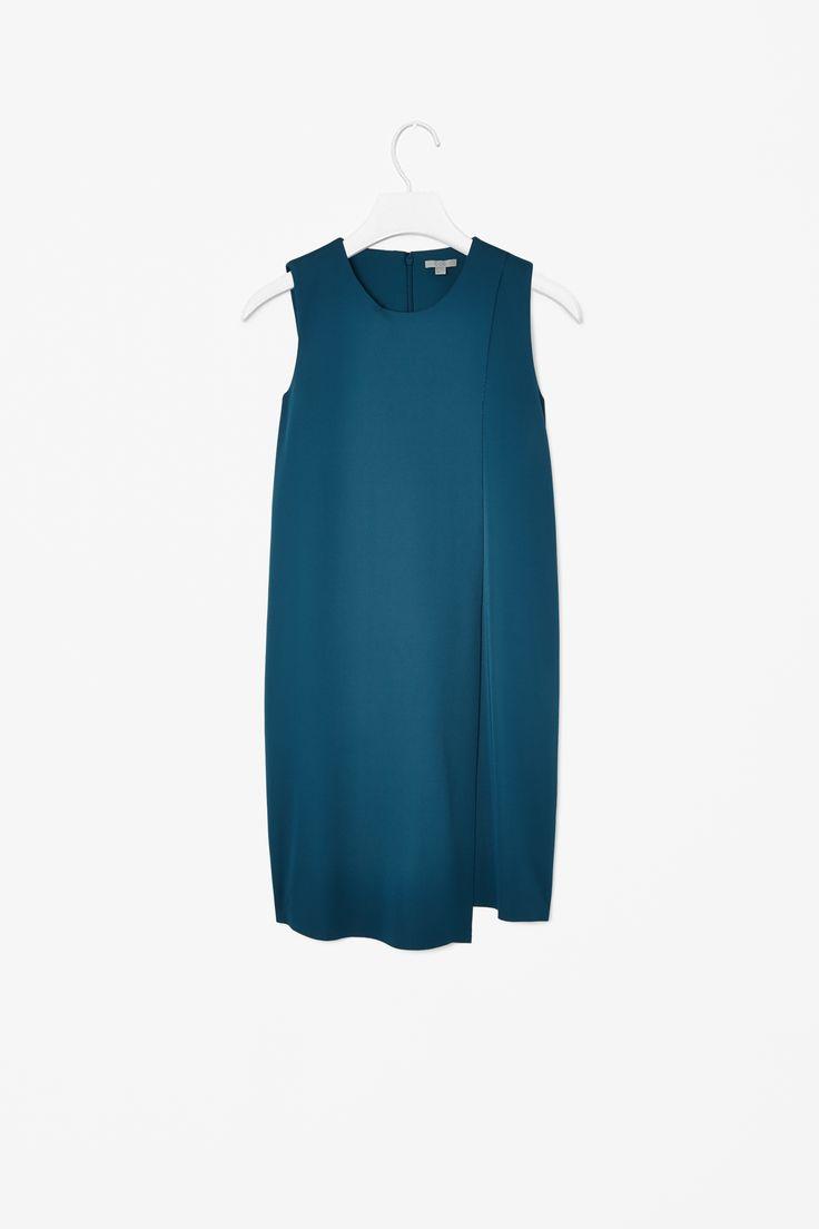 Bonded tunic dress