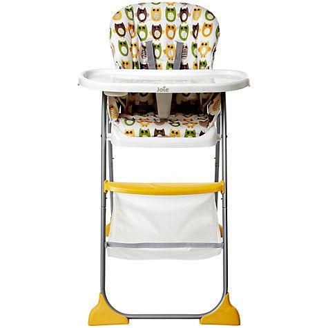 Buy Joie Mimzy Snacker Highchair, Multi Online at johnlewis.com