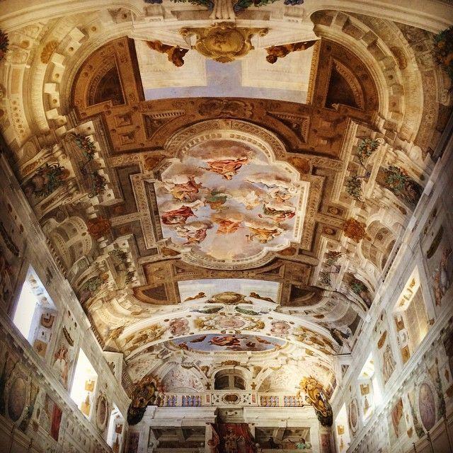 Palazzo Ducale di Sassuolo - Instagram by maurizioshomefun