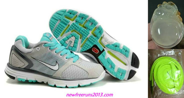 Nike Lunarglide 2 For Womens Gray Jade