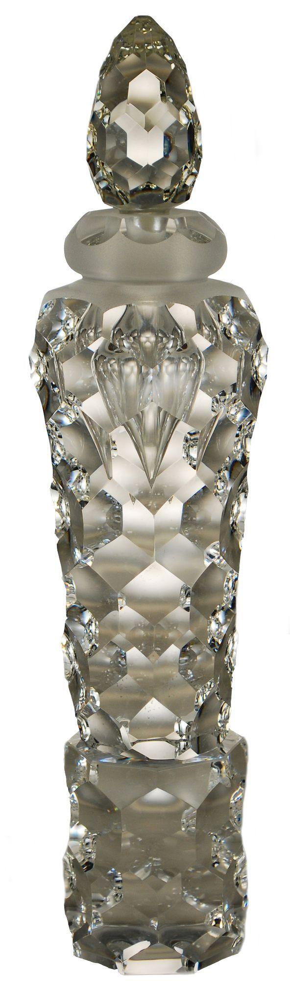 perfumeros goticos antiguos cristal - Buscar con Google