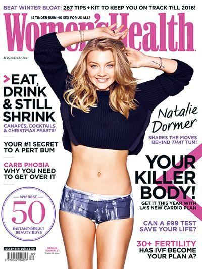 Women's Health Subscription - Print