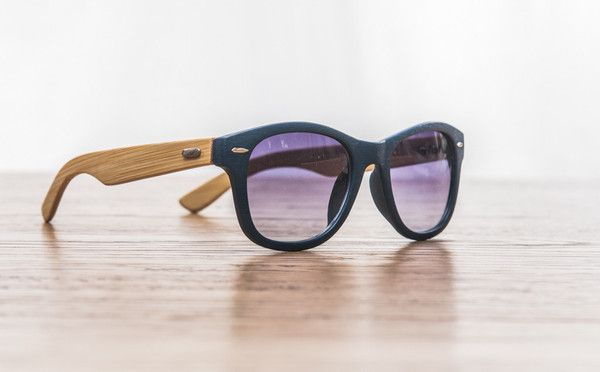 Bamboo frames with UV400 lens....must have!