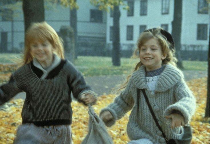Mia & Madita, Astrid Lindgren, Göran Graffman