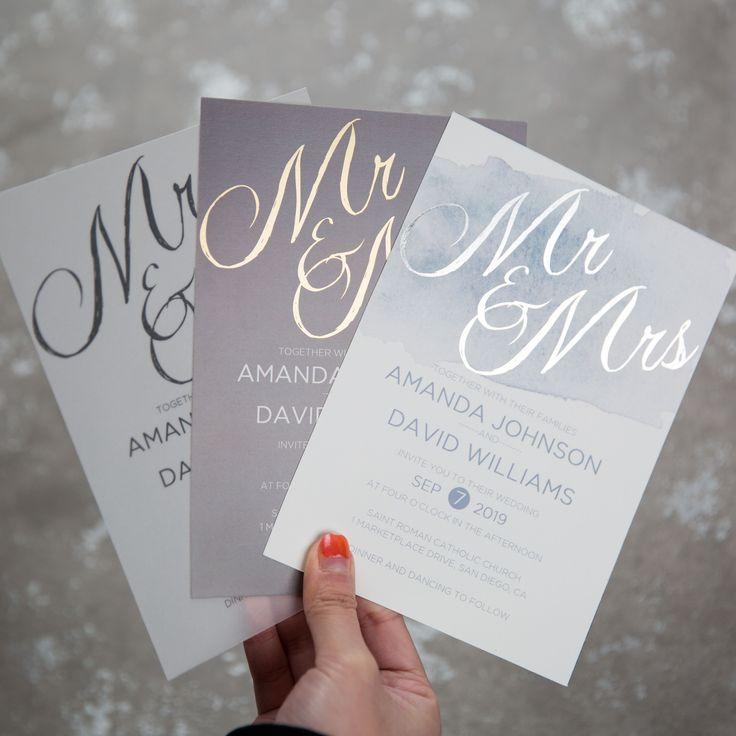Shop Your Unique Wedding Invitations Online    StylishWedd