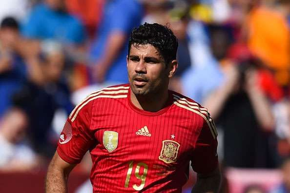 Official: Chelsea sign Diego Costa