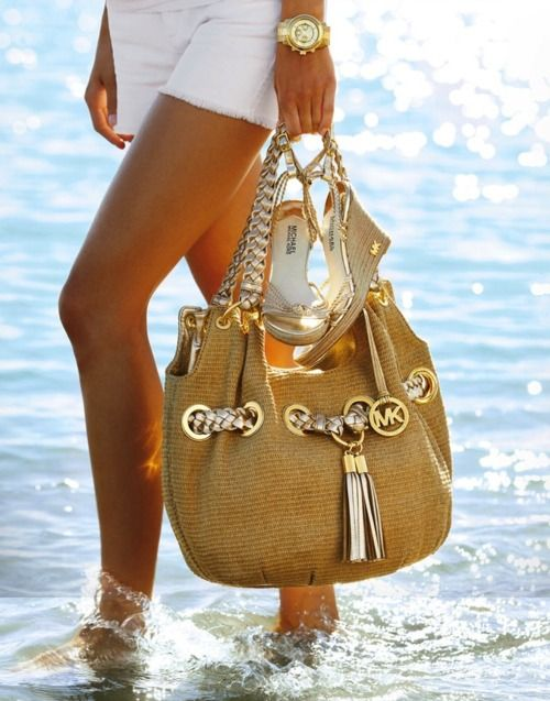 Great beach bag...