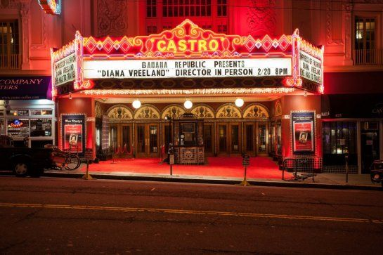 For movie lovers nothing beats a balcony seat in the historic Castro Theater. Even during a packed showing of a romantic classic you can feel like you're all alone. What could be better than sharing a few stolen kisses during a black and white love story? (Drew Altizer Photography)