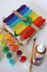 Activities: Leprechaun Trap!: 10 Creative, Rainbows Crafts, Crafts Ideas, Cute Ideas, Creative St., St. Patrick'S Day Crafts, Kids Crafts, Leprechaun Traps, Crafty Holidays