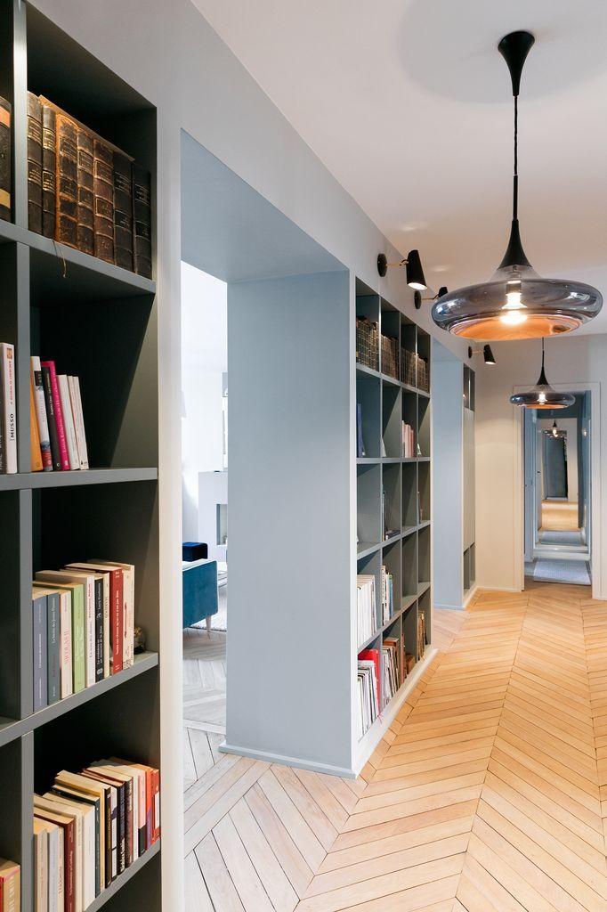 233 best images about Entrées - Hallway on Pinterest - comment fixer un meuble au mur