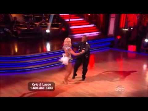 Kyle Massey & Lacey Schwimmer danceing @ dancing with the stars - YouTube