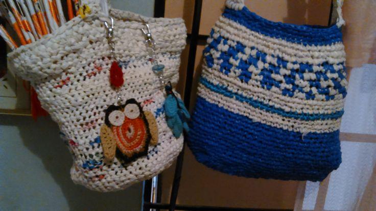 Bosos y otros accesorios todo todo en crochet