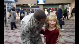 Soldier homecoming surprise mix - YouTube