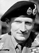 Field Marshal Bernard Montgomery (1887-1976)