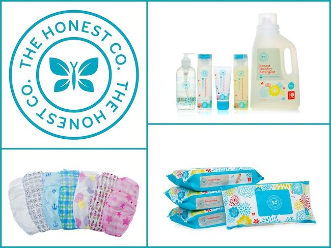 Free Trial of Natural Diapers and Family-Friendly Products from The Honest Company!