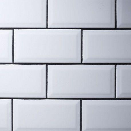 metro white wall tile 10x20cm metro tiles