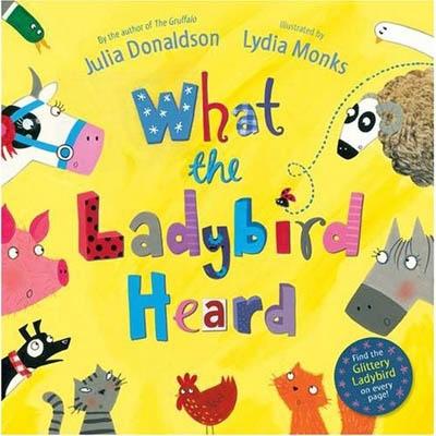 Great Children's Book List - must reads by Julia Donaldson