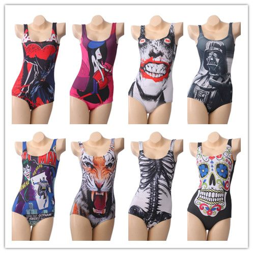 monokini monokini swimsuit summer dress swimsuit swimwear maillot de bain women bodycon swimsuit plus size swimming suit   US $12.89