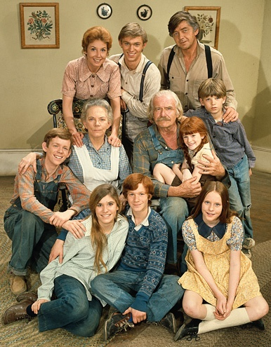 "The Waltons, The Waltons    John and Olivia Walton, their seven children, and John's parents live together in Depression-era rural Virginia. Their close-knit family weathered financial hardship, illness, and World War II. Eldest son ""John Boy,"" an aspiring journalist and novelist, served as the story's narrator."
