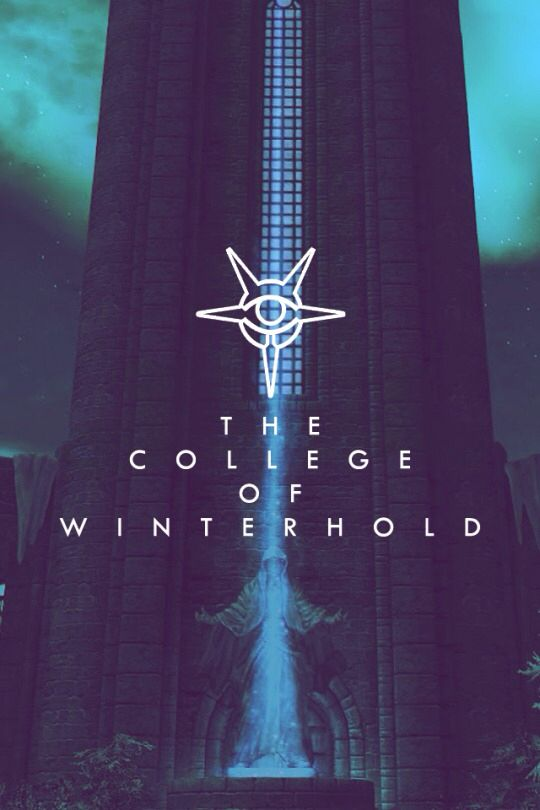 The College of Winterhold - The Elder Scrolls V: Skyrim