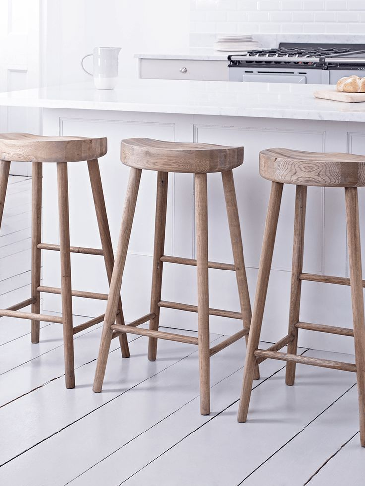 Kitchen Stools, Wooden Bar Stools, Kitchen Counter & Breakfast Bar Stools UK