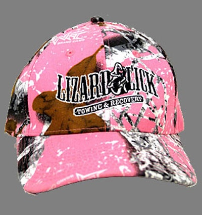 Lizard Lick Towing -  Rad Pink Cap I want this one 2