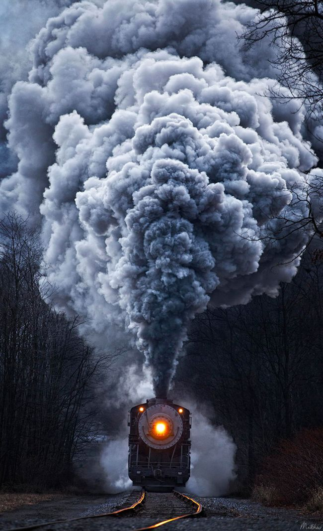Photographing Vintage Trains   Step Back in Time With Matthew Malkiewicz