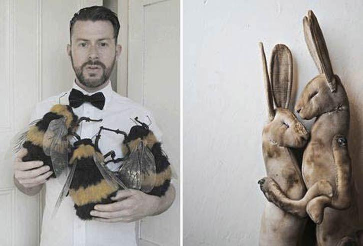 Textile Tuesday : Mr. Finch - Stella Polaris
