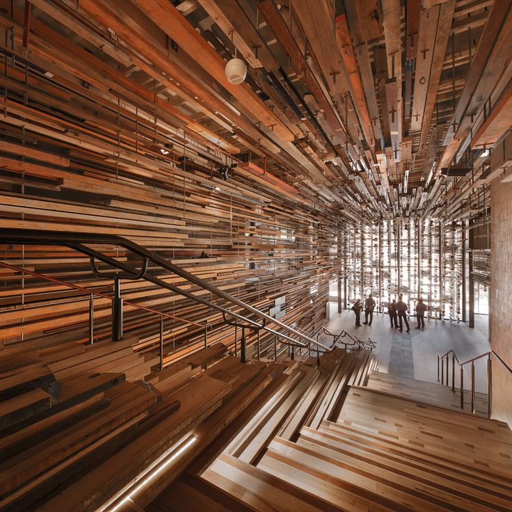 Inside Festival interior design awards 2015 day one winners announced. See all the winners on dezeen.com