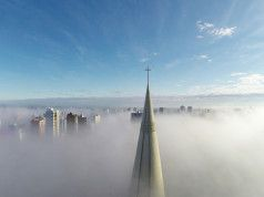 They Took Their Drones High Into The Sky To Take Photos For A Contest. And Here Are The Winners…
