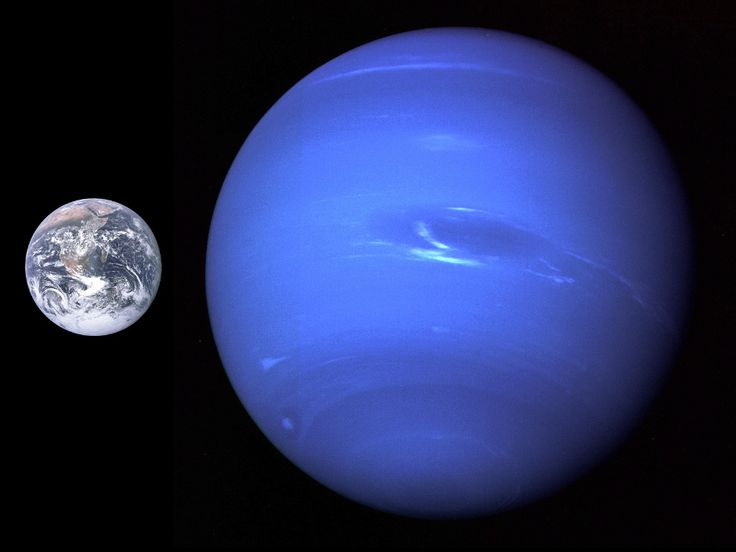Planet Neptune Facts Orbit Moons Neptune reaches its closest point to Earth tomorrow--and will shine its brightest all year. What do you know about the blue giant?